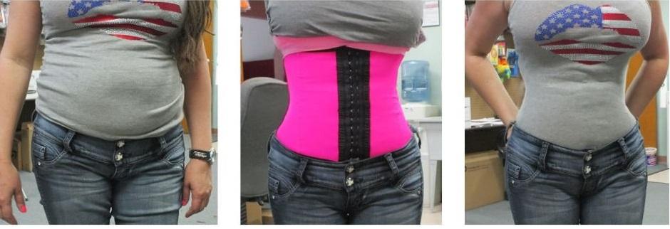 corset reductor adelgazante