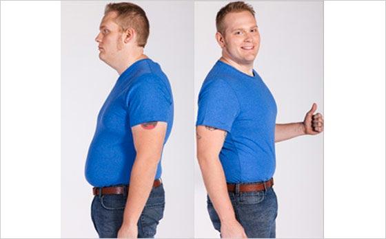 faja reductora para hombres reduce barriga