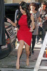 Spanx a la vista en Kardashian